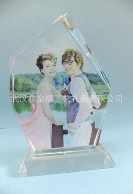 提供武汉鑫金禧牌水晶奖杯水晶奖牌水晶高档礼品批发加工