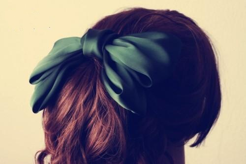 large double-layer bow hairpin  NHFS284712