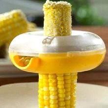 濠骏便利创意家居圆形玉米器 玉米脱粒器 玉米剥离器 玉米刨