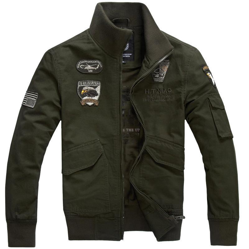 Air Force No.1 Jacket Men's Large German Military Jacket