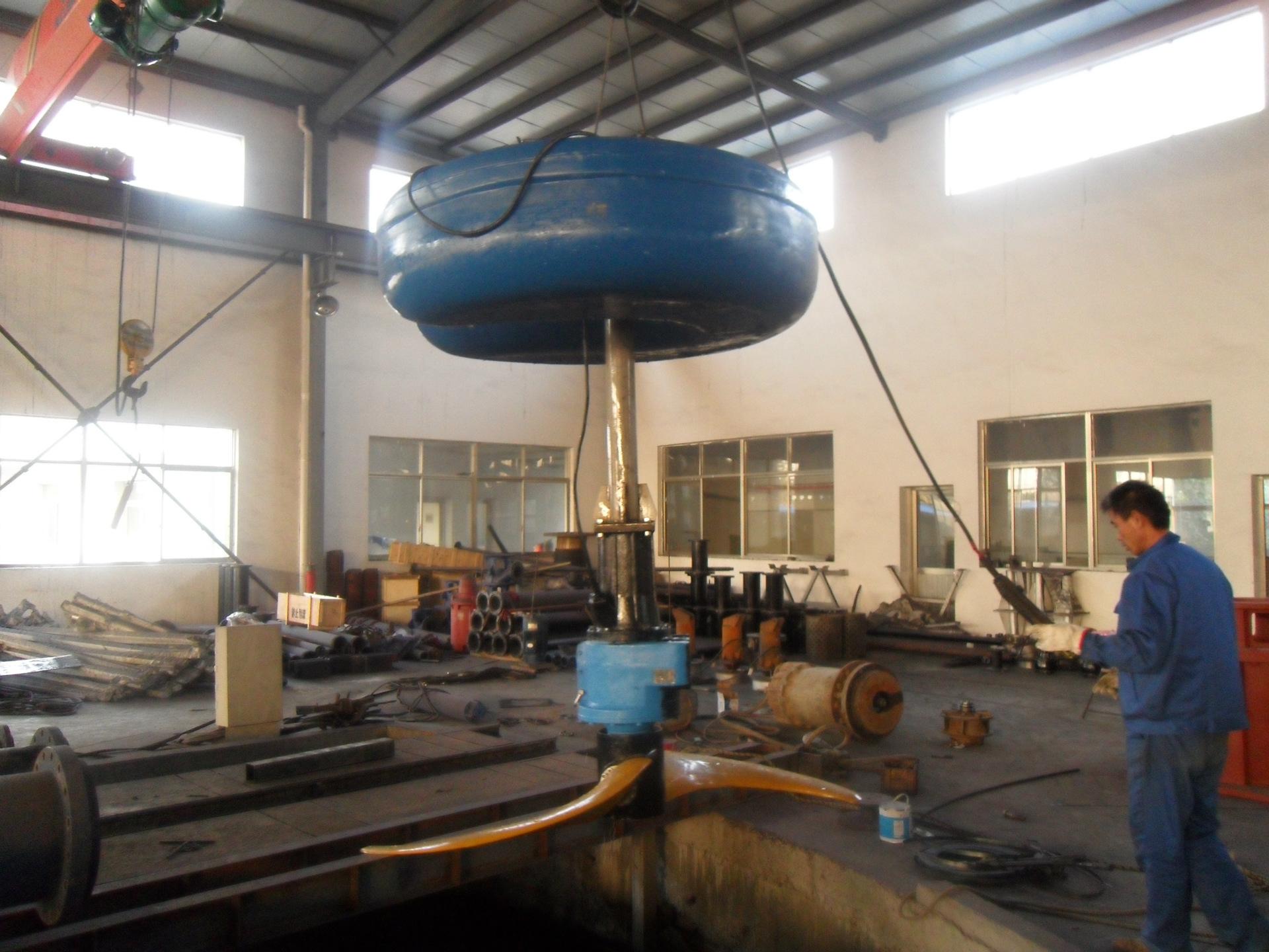 浮筒推流器 (2)