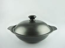 不粘鋼質鐵煲仔 港式煲 干飯鍋 日式火鍋 煲仔飯鍋 煲仔飯鍋仔