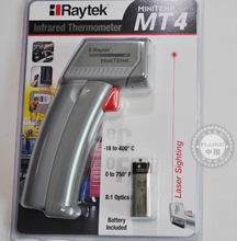 福禄克FLUKE(雷泰Raytek)/MT4非接触红外线测温仪 400度