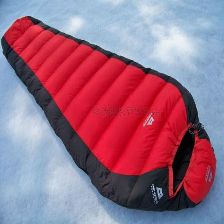 羽绒睡袋成人睡袋户外单人春秋冬季露营可拼接双人保暖睡袋