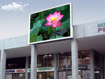 P12 outdoor full color LED dispaly  LED display factory