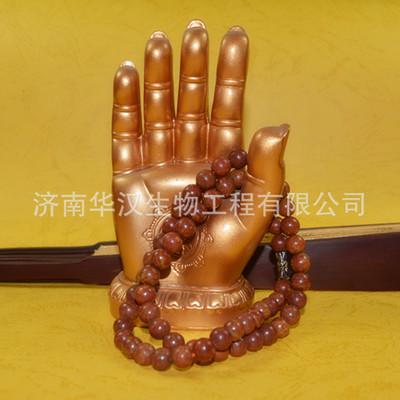 红砭石项链厂价直销 每一粒珠子都是挑选的红砭石