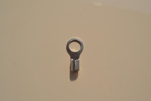 冷压接线端头,厂家直销:RNB8-10圆形裸端头,低价外贸出口