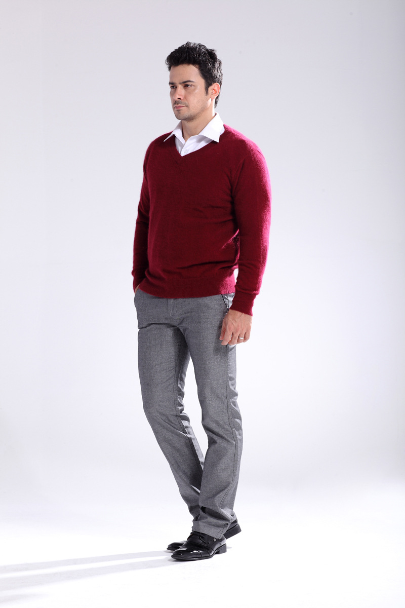 Pull homme HENG YUANXIANG en Fibre de polyester Polyester  - Ref 3417819 Image 34