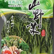 野生菜類 刺嫩芽 山野菜 長白山野生刺嫩芽