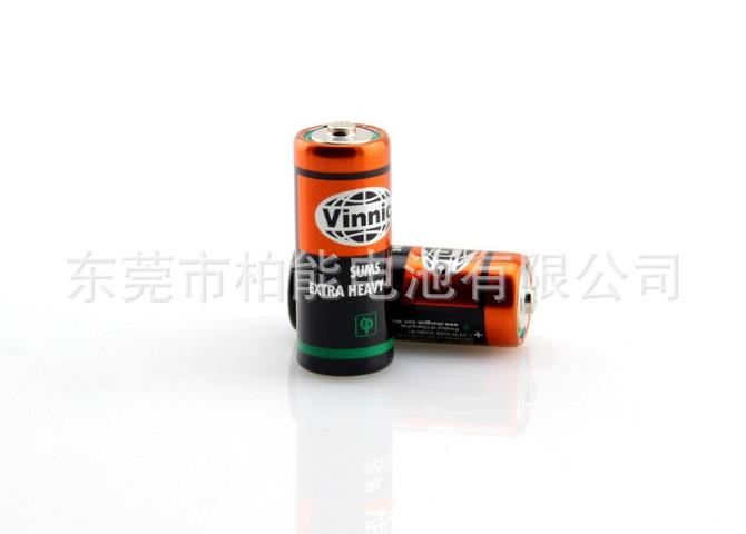 """淘宝专供 松柏电池 """"N"""",SUM5,碳性8号干电池"""
