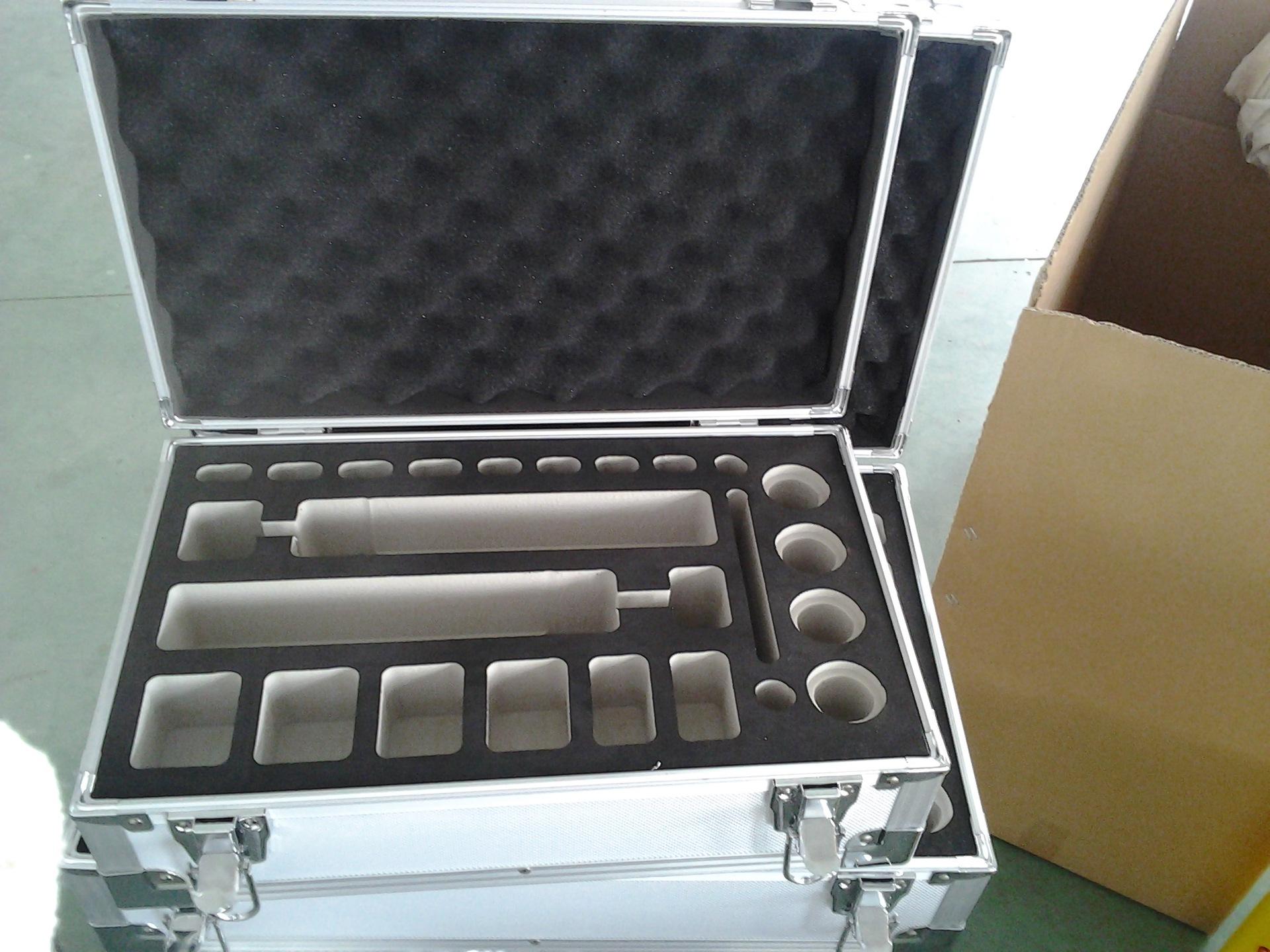 现货生产检测仪器箱 家用工具箱铝合金箱 铝合金工具箱厂家直销