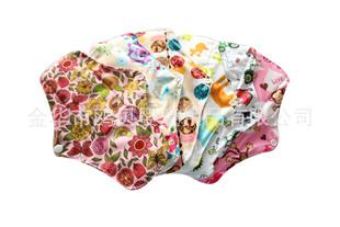 Factory direct women's sanitary pad, washable during menstrual period, waterproof bamboo fiber sanitary pad