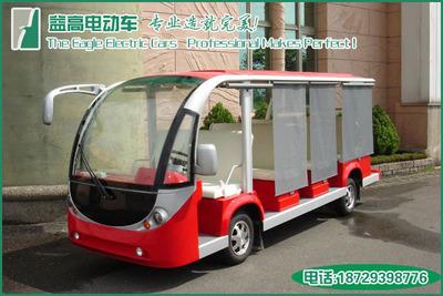 西安电动游览观光车,西安观光电动车,观光游览电瓶车西安益高