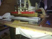 供應PVC吊頂軟膜天花焊接機,塑料薄膜裝飾天花加工設備