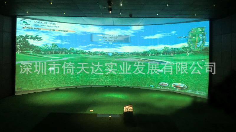 深圳倚天达 室内高尔夫 专业供应 豪华室内高尔夫设备 仿真高尔夫