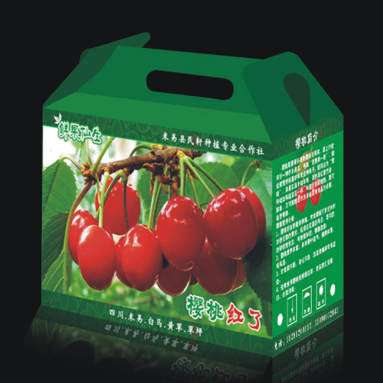 樱桃礼盒包装