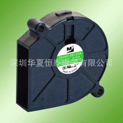 鼓风机6018|厂家直销|DB06018B12H|散热风扇