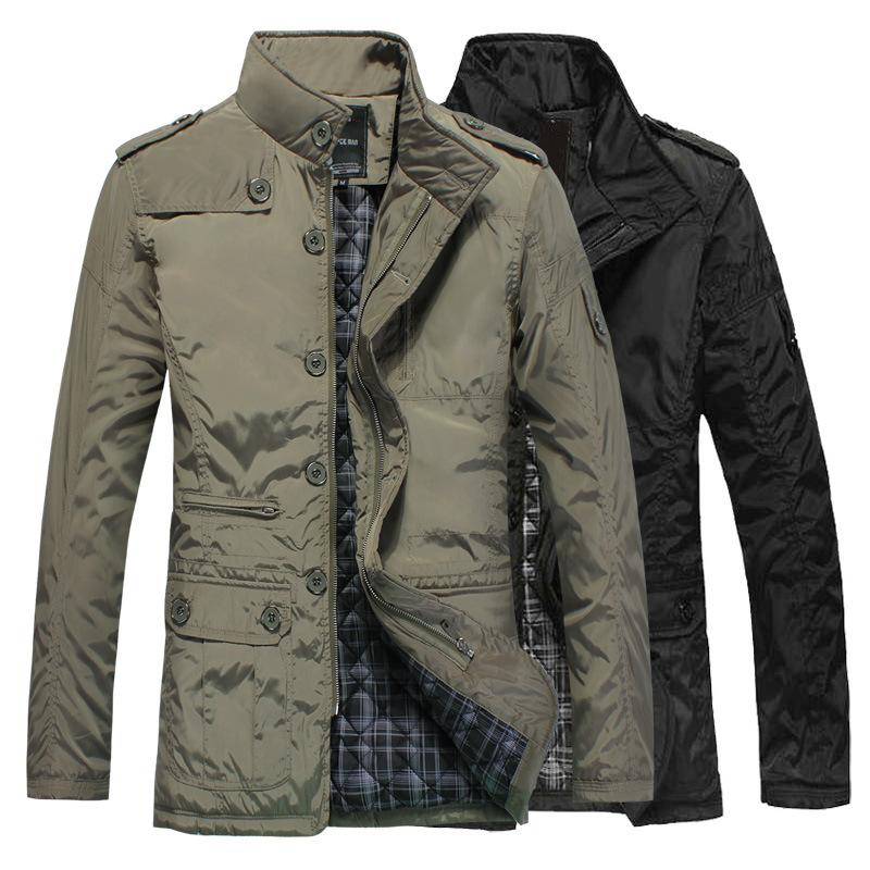 男士加大码男装韩版修身保暖棉衣一件代发免费代理男棉衣1046#