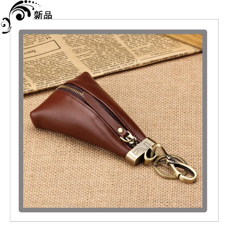 厂家提供R.COSE莱格斯时尚高档钥匙包 进口头层牛皮钥匙包