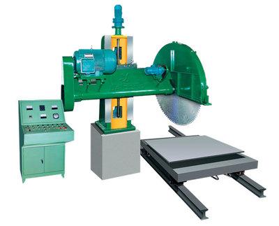 低价促销石材设备,QSD-1800高效多功能单臂圆盘锯