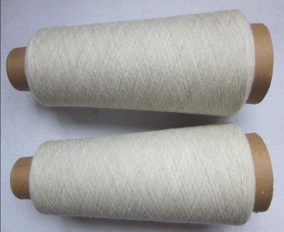 低价处理银纤维抗菌抗静电棉纱银纤维内衣纱袜子纱