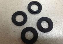 煤气灶配件 煤气总成小胶粒小胶圈 黑色胶垫 煤气阀配密封圈 胶圈