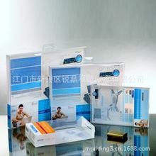 供应香港 PP礼盒 PET印刷胶盒 PVC挂盒 PET透明盒定做 对位吸塑