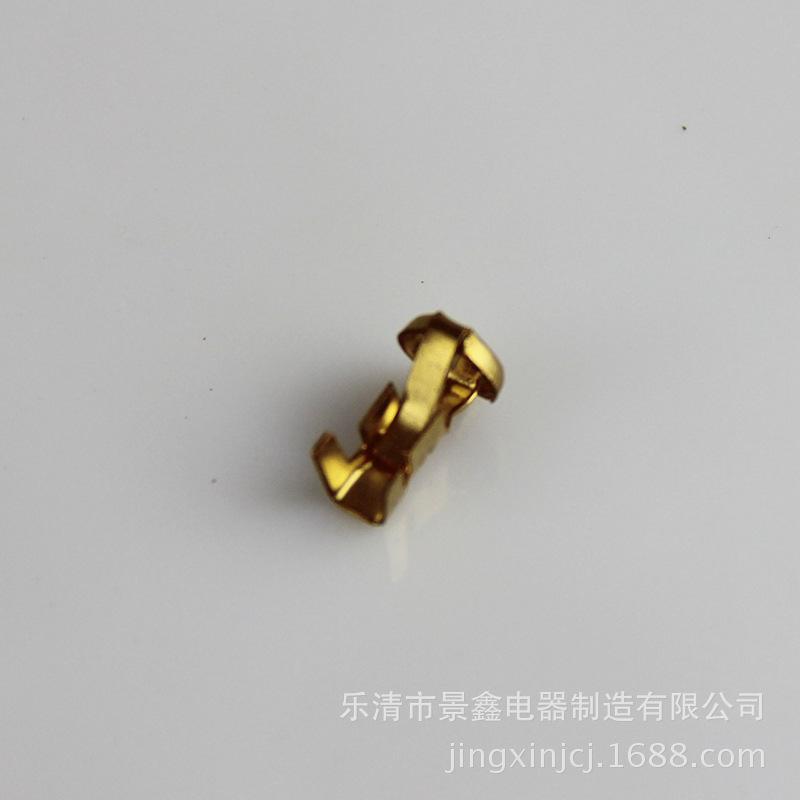【景鑫】供应 接插件 6X30金属连接端子 五金端子 接插件