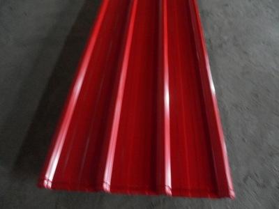 批发彩钢板 860型绯红彩钢板彩钢压型板 单层彩钢板 彩钢屋面板