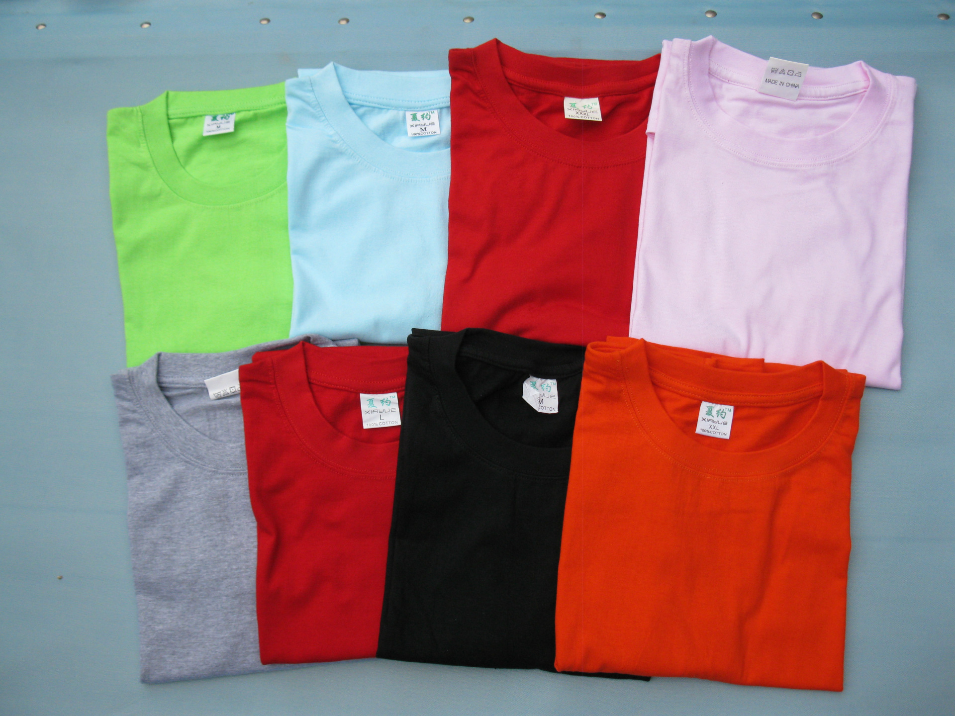 CHEAP STOCK TSHIRT WHOLESALE FOR EXPORT