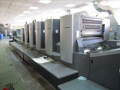 海德堡cd102印刷机_海德堡印刷机_cd102-5lx印刷机_供应2007年海德堡CD102-5+LX印刷机 ...