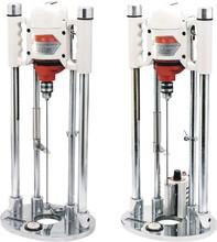 服装电加热水平仪定位钻电钻布料钻孔机点位钻打孔机