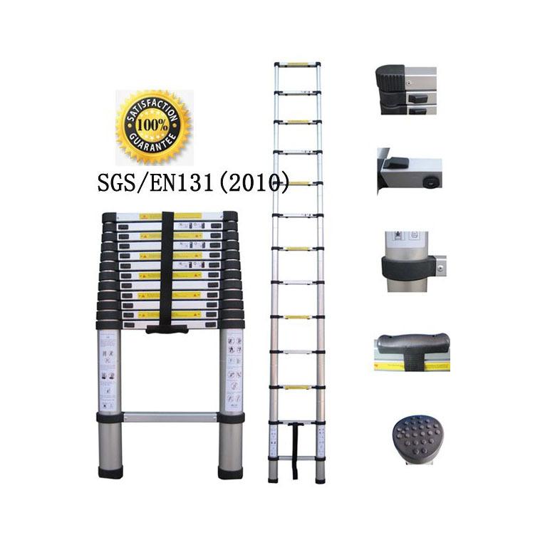 ZT-A41 直梯 叠梯梯折铝合金梯铝