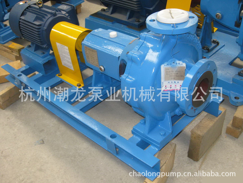 Chemical Pump CHAOLONG CAX Chemical Process Pump