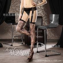 台湾原装进口桃色蕾丝高端防钩丝网袜裤袜货号R6280批发