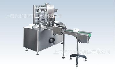 上海天和TCGB-3型透明纸裹包机