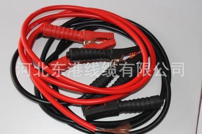 厂家生产汽车应急线,搭火线,4米1000A汽车电瓶线