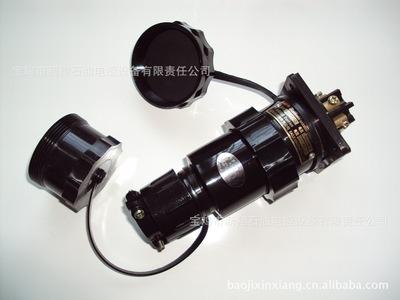 防爆插接件BX3-6063A-3P+N+E固定式(航空工业插头座)三相五线