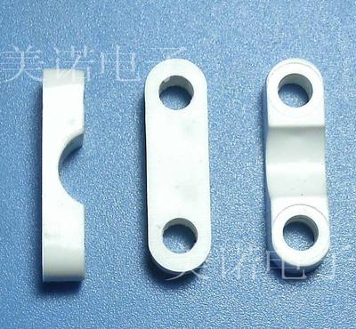 货源【自产直销】P14-7塑料压线板 尼龙平面圆角压线板 固定夹压线板批发