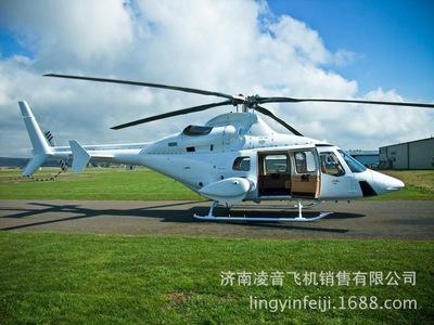 郑州私人直升飞机5s店 98款BELL贝尔430直升机 直升机销售维修