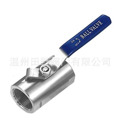 不銹鋼304材質廣式內螺紋球閥 原材定制現貨152025