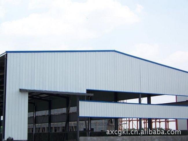 彩钢板房_彩钢钢结构_成都钢结构_成都彩钢钢结构厂房 库房 车间 - 阿里巴巴