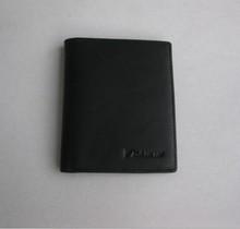 厂家供应 时尚商务 进口牛皮钱夹 卡包 证件包