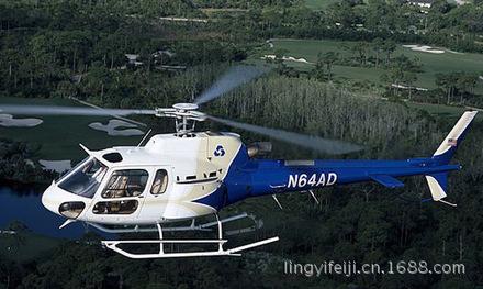 私人直升機 歐直小松鼠B2直升機 私人飛機 凌音飛機進口飛機