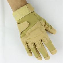 Sản xuất găng tay ngoài trời chiến thuật Black Hawk tùy chỉnh đầy đủ ngón tay đi xe đạp thể dục chiến đấu thể thao găng tay leo núi Găng tay đi xe đạp