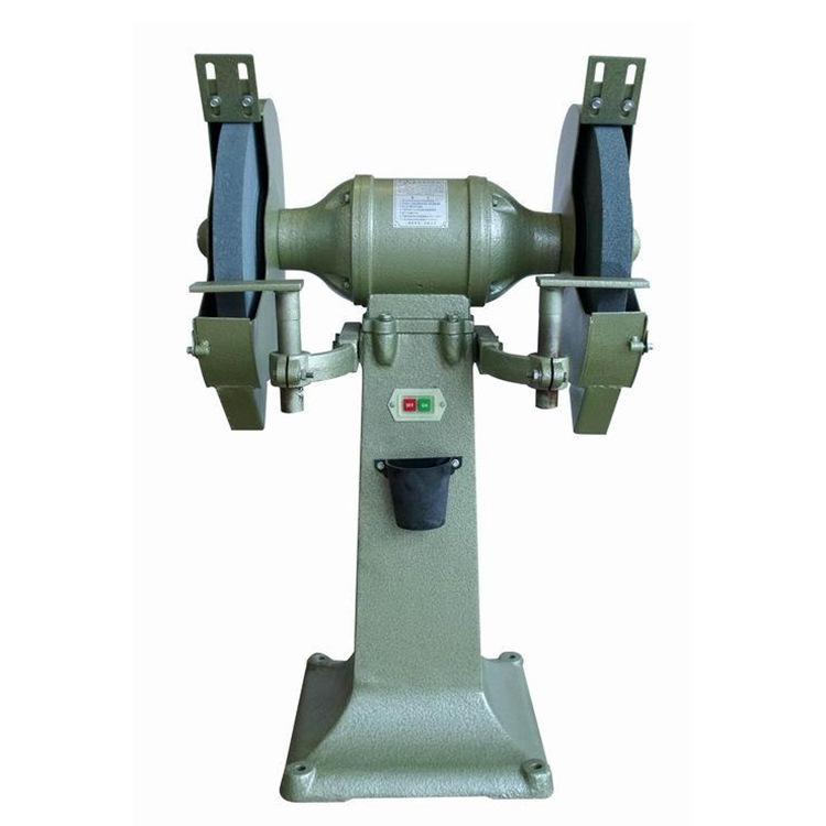 热销台式砂轮机上海三棱落地砂轮机 重型M3040微型电动砂轮机