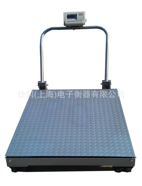 南通带打印电子地磅 南京移动电子地磅 淮安手推移动式电子地磅
