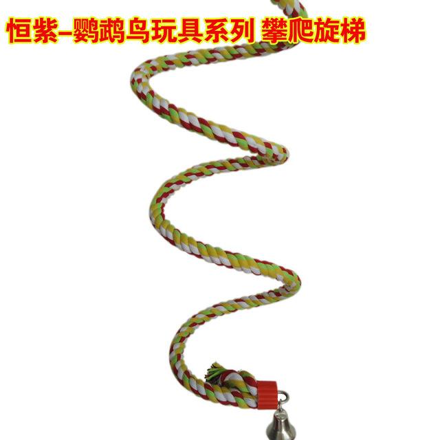 鸟类玩具大中小型鹦鹉攀爬绳索 鹦鹉玩具灰鹦鹉金刚鹦鹉玩具