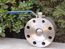 厂家直供Q71高平台意大利薄型球阀对夹气动电动固定球球阀