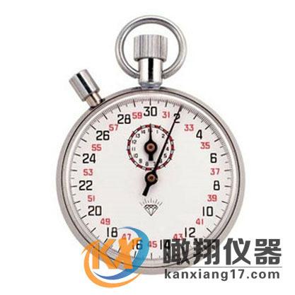 钻石牌803机械秒表机械秒表计时器带暂停秒表秒表